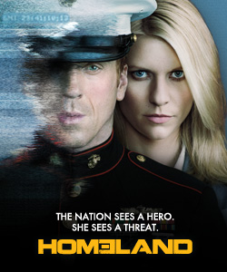Homeland is shown on Showtime in the US